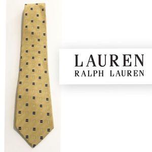 Lauren Ralph Lauren, Men's 100% Silk Tie